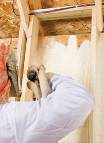 Worcester Spray Foam Insulation Services and Benefits